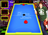 Игра Air Hockey Face-off