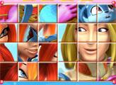 Игра Винкс: 3D пазл