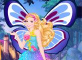 Игра Барби-фея