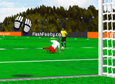 Игра Симулятор карьеры футбольного голкипера
