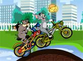 Игра Велогонка Тома