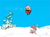 Игра Санта может летать