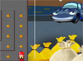 Игра Тачки - Погоня за золотом