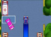 Игра Парковка - Веселые Тачки