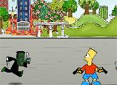Игра Симпсоны: разборка в городе