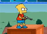 Игра Симпсон защищает школу