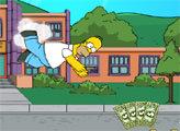 Игра Дай пинка Гомеру 2
