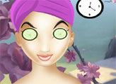 Игра Мулан: макияж