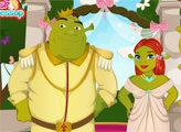 Игра Фиона и Шрек: свадьба
