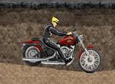 Игра Терминатор на мотоцикле