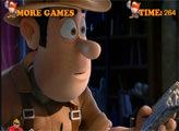 Игра Приключения Джонса: скрытые буквы