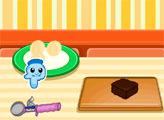 Игра Шрек: Готовим печенье