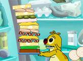 Игра Лило и Стич: мастер сэндвичей