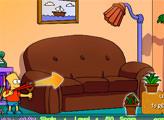 Игра Симпсоны: рогатка хулигана