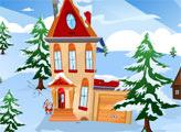 Игра Рождественские хлопоты Санты