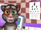 Игра Малыш Том у окулиста