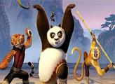 Игра Кунг Фу Панда: пазлы
