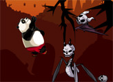 Игра Кунг Фу Панда: Армия скелетов