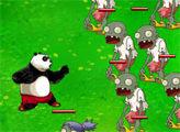 Игра Кунг Фу Панда: армия зомби