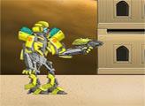 Игра Трансформеры: Городской бой