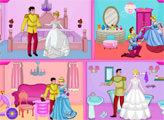 Игра Золушка: кукольный домик