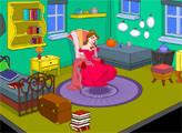 Игра Золушка: выйди из комнаты