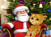Игра Джинджер и Санта