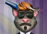 Игра Говорящий Том в парикмахерской