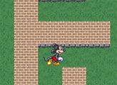 Игра Микки Маус в лабиринте