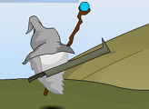 Игра The Lord of The Pings Battle