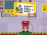 Игра Секретная Лаборатория Микки: Роботы