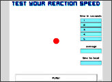 Игра Test your reaction speed