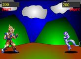Игра Dragon Ball Z Flash Dimension