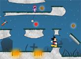 Игра Микки Маус и зомби