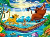 Игра Король лев: Скрытые предметы