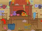 Игра Золушка - уборщица