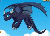 Игра Черная Фурия: наряжалка