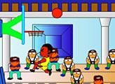 Игра Dunk Basketball