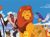 Игра Король лев: пазл