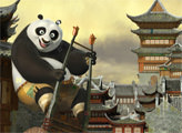 Игра Кунг фу панда: найди цифры