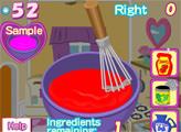 Игра Секреты цветных соусов Минни