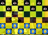 Игра Луни Тюнз: шашки