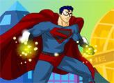 Игра Супермен: костюм героя