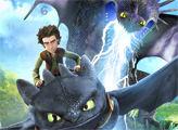 Игра Как приручить дракона: 15 цифр