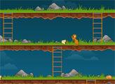 Игра Джерри - охота за едой
