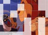 Игра Король Лев: пазл 2