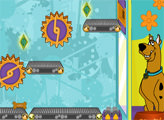 Игра Скуби-Ду: конвеер вкусняшек