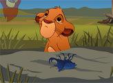 Игра Король лев: Ловкость Симбы