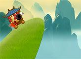 Игра Кунг Фу Панда: реактивная повозка