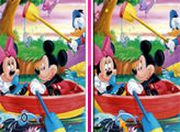 Игра Микки Маус - Десять отличий